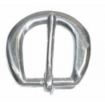 Light Heel Buckle 3/4 Stainless Steel