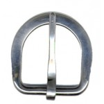 Rear Cinch Buckle S/steel Heavy 1 3/4
