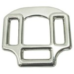 "3 Loop Halter Square 3/4 ""   N/plated *"