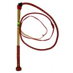 Redhide Whip 4ft X 4 Pl Youth Handle