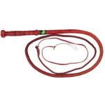 Redhide Bull Whip 7ft X 12 Plait