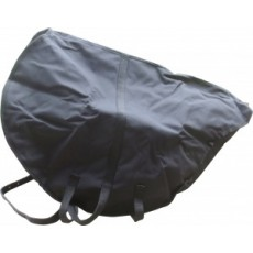 Saddle Carry Bag Black