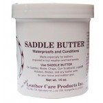Saddle Butter (ray Holes) 14oz  (396g)